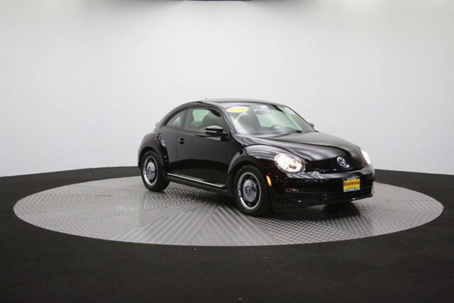 2016 Volkswagen Beetle Coupe for sale 124793 45