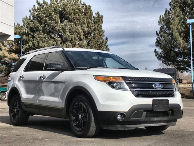 Used 2013 Ford Explorer in Fort Collins, CO