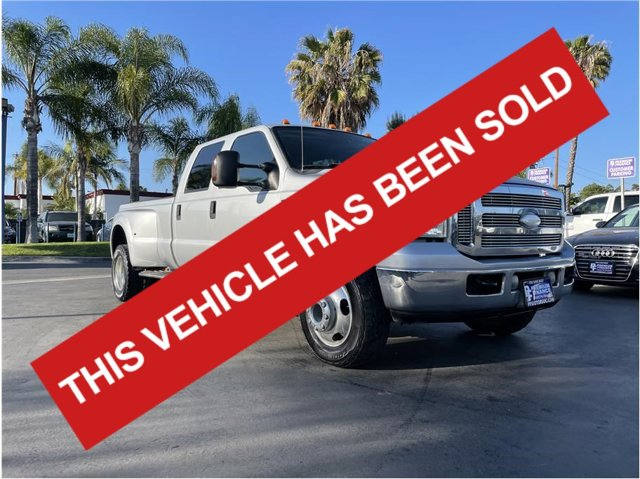 2005 Ford Super Duty F-350 LARIAT DUALLY 4X4 DIESEL 6.0L LONG BED CLEAN