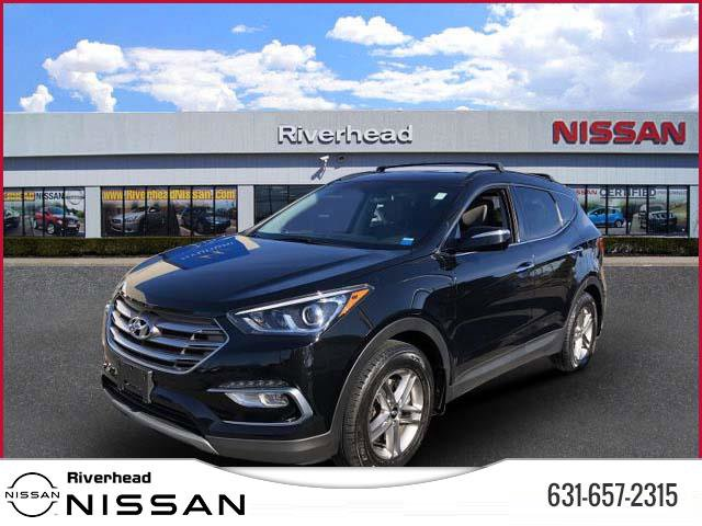 2018 Hyundai Santa Fe Sport 2.4L 2.4L Auto AWD Regular Unleaded I-4 2.4 L/144 [12]