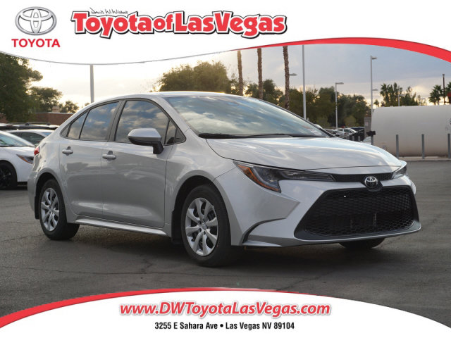 2021 Toyota Corolla LE LE CVT Regular Unleaded I-4 1.8 L/110 [13]