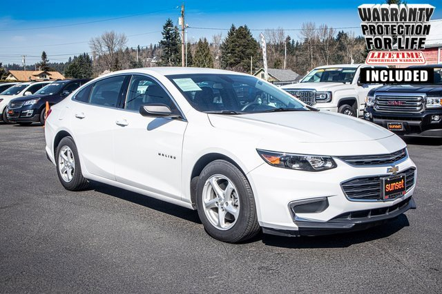 Used 2017 Chevrolet Malibu in Sumner, WA