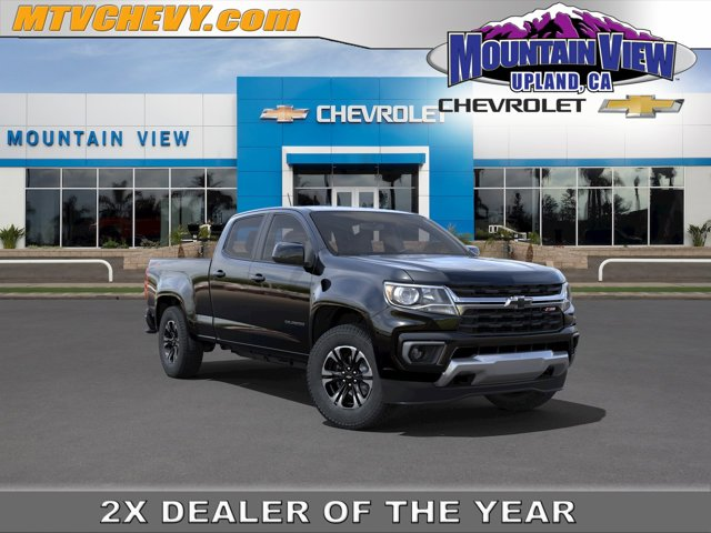 "2021 Chevrolet Colorado 4WD Z71 4WD Crew Cab 141"" Z71 Gas V6 3.6L/ [1]"