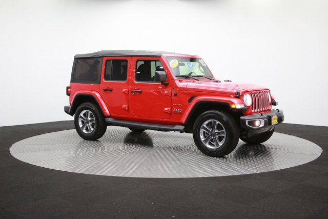 2019 Jeep Wrangler Unlimited for sale 123385 41