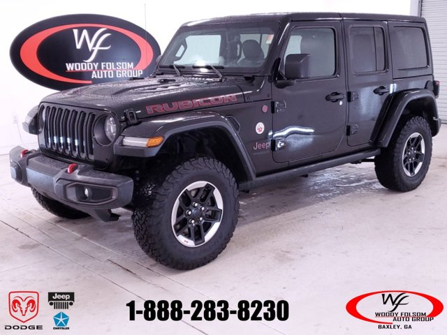 Used 2018 Jeep Wrangler Unlimited in Baxley, GA