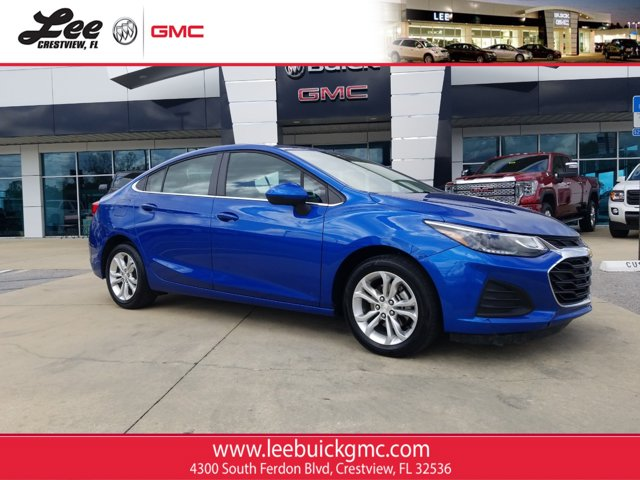 Used 2019 Chevrolet Cruze in Crestview, FL