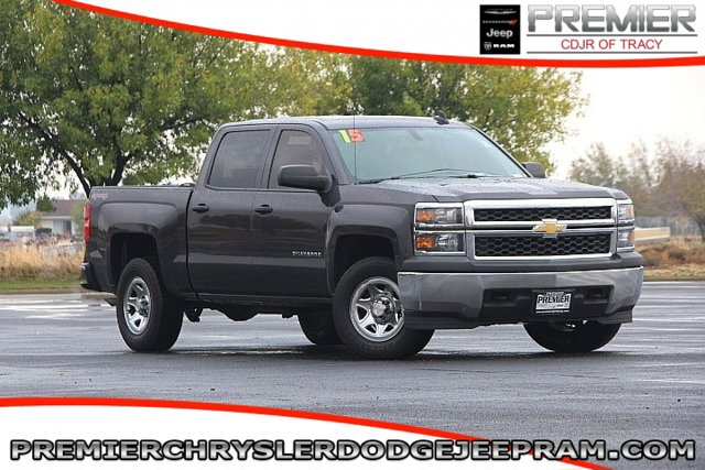 Used 2015 Chevrolet Silverado 1500 in Tracy, CA