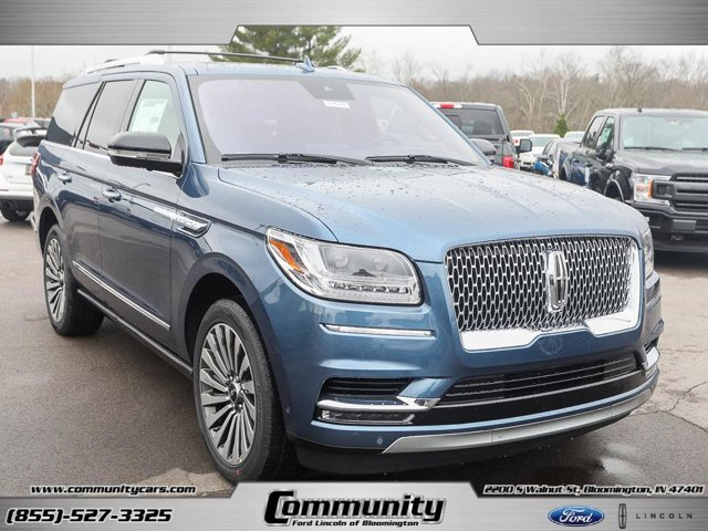New 2019 Lincoln Navigator in Bloomington, IN