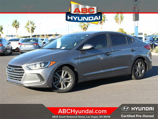 2018 Hyundai Elantra SEL SEL 2.0L Auto (Alabama) Regular Unleaded I-4 2.0 L/122 [5]
