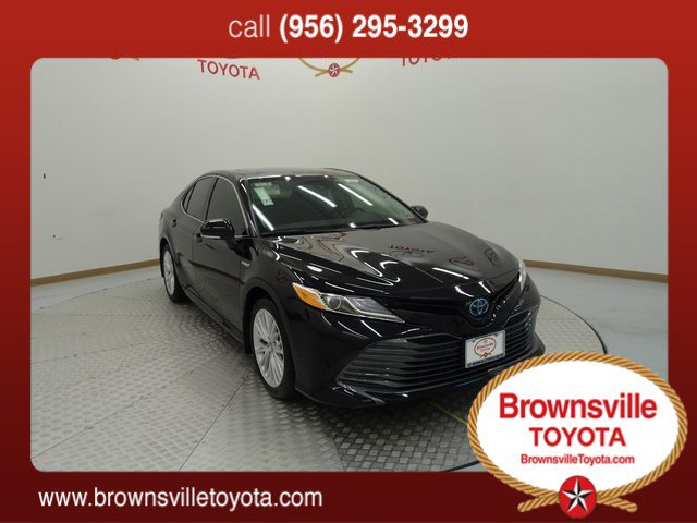 New 2020 Toyota Camry Hybrid in Brownsville, TX