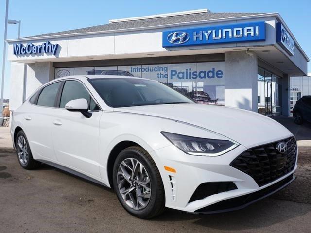 New 2020 Hyundai Sonata in Kansas City, MO