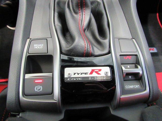 New 2019 Honda Civic Type R Touring Manual