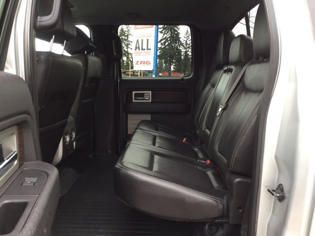 Used 2012 Ford F-150 4WD SuperCrew 145 Lariat