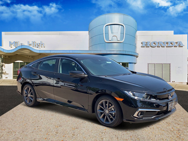 New 2019 Honda Civic Sedan in Grand Junction, CO