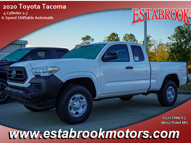 New 2020 Toyota Tacoma in Moss Point, MS
