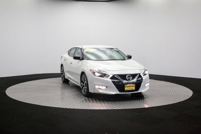 2017 Nissan Maxima for sale 122129 47