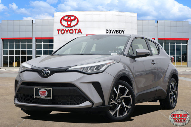 New 2020 Toyota C-HR in Dallas, TX