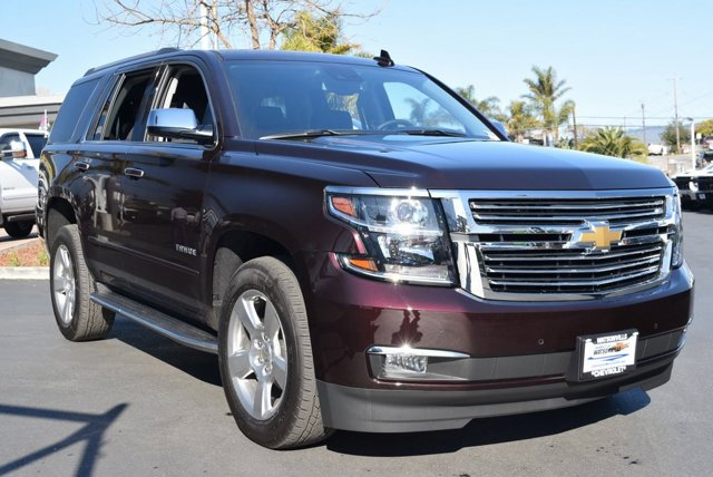 New 2020 Chevrolet Tahoe in Watsonville, CA