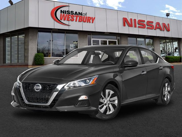 2020 Nissan Altima 2.5 S 2.5 S Sedan Regular Unleaded I-4 2.5 L/152 [18]