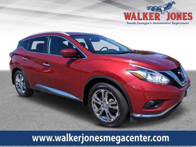 Used 2016 Nissan Murano in Waycross, GA