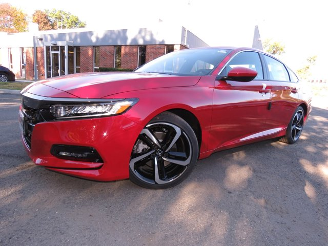 New 2020 Honda Accord Sedan in Paramus, NJ