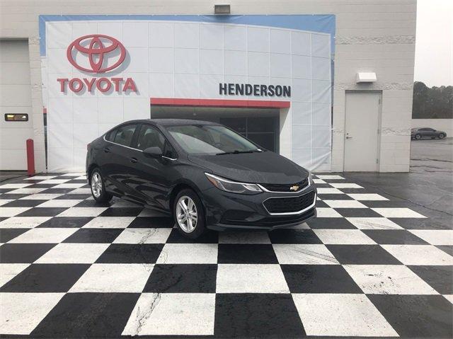 Used 2018 Chevrolet Cruze in Henderson, NC