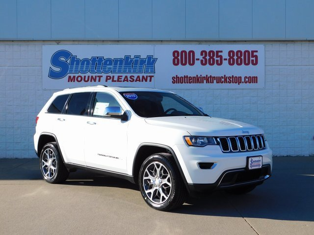 New 2019 Jeep Grand Cherokee in Mount Pleasant, IA