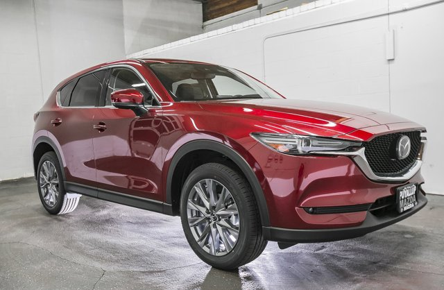 New 2020 Mazda CX-5 Grand Touring AWD
