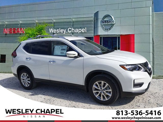 New 2020 Nissan Rogue in Wesley Chapel, FL