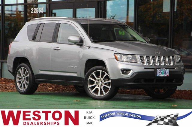 Used 2015 Jeep Compass in Gresham, OR