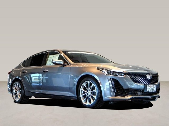 2020 Cadillac CT5 Premium Luxury 4dr Sdn Premium Luxury Turbocharged Gas I4 2.0L/ [2]
