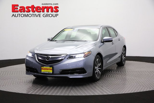 2017 Acura TLX for sale 124086 0