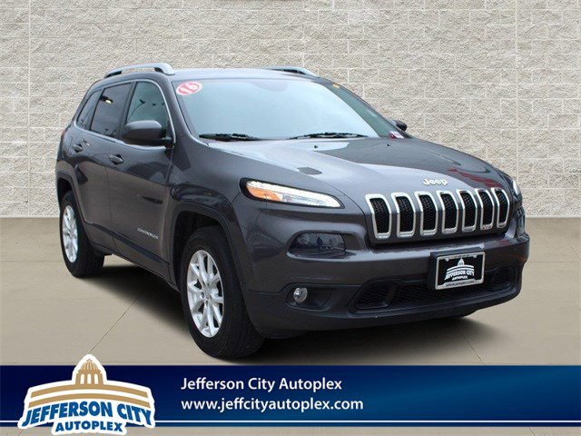 Used 2016 Jeep Cherokee in Jefferson City, MO