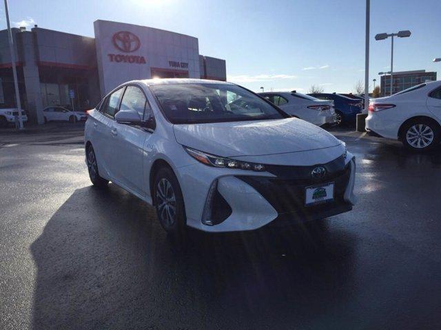 New 2020 Toyota Prius Prime in Yuba City, CA