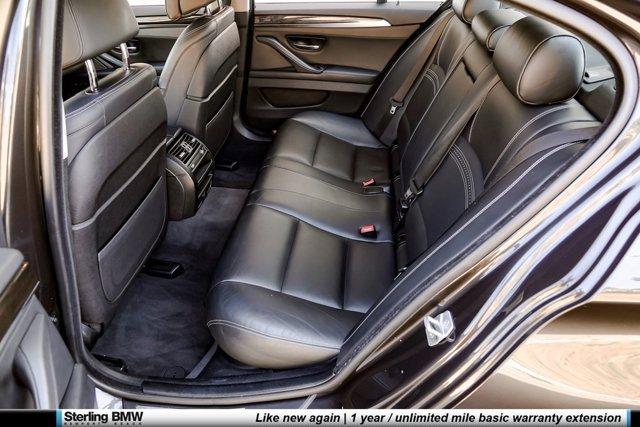 2016 BMW 5 Series 4dr Sdn 535d RWD