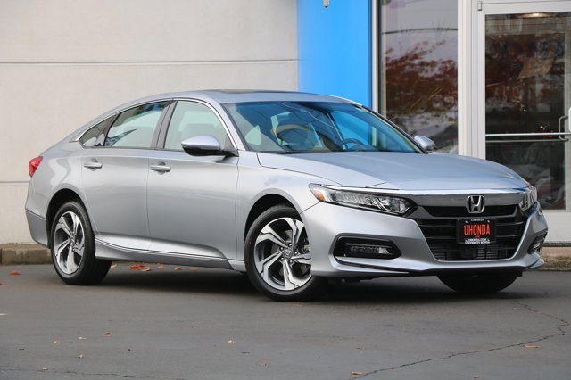 New 2020 Honda Accord Sedan EX-L 2.0T Auto