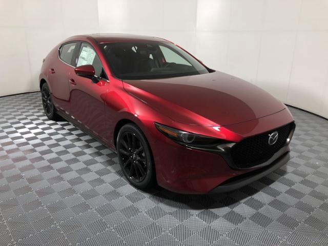 New 2019 Mazda Mazda3 Hatchback in Indianapolis, IN