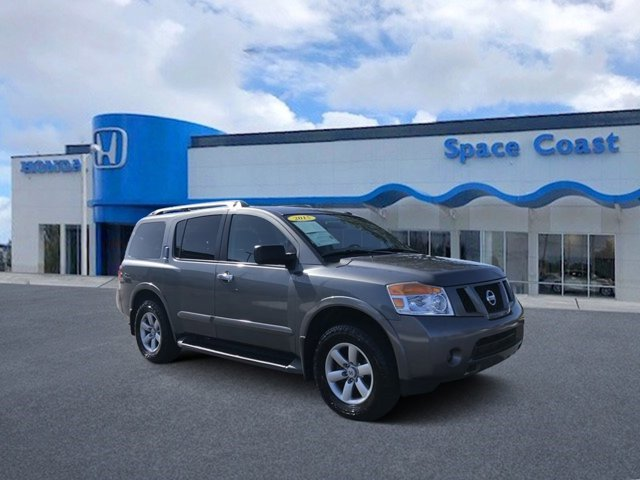 Used 2015 Nissan Armada in Cocoa, FL