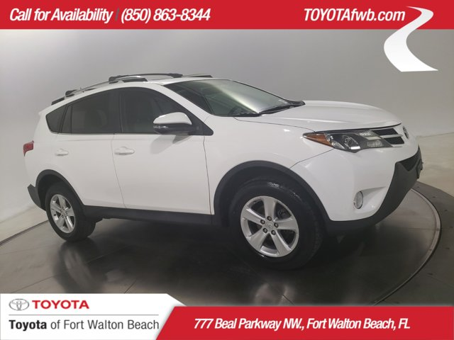 Used 2013 Toyota RAV4 in Fort Walton Beach, FL