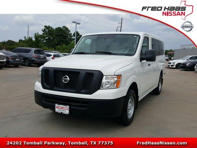 New 2020 Nissan NV Passenger in Tomball, TX
