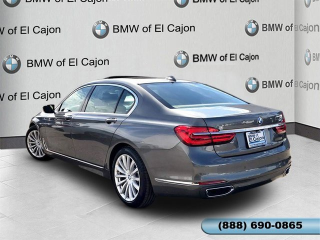 Used 2018 BMW 7 Series 740i Sedan