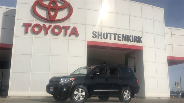 Used 2013 Toyota Land Cruiser in Quincy, IL