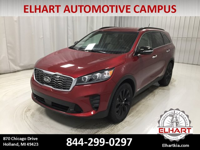 New 2020 KIA Sorento in Holland, MI