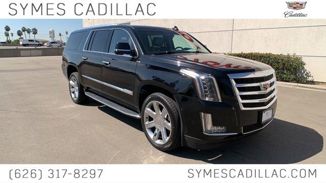 2017 Cadillac Escalade ESV Luxury 2WD 4dr Luxury Gas V8 6.2L/376 [7]