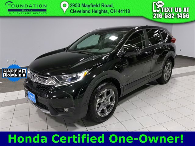 Used 2019 Honda CR-V in Cleveland Heights, OH