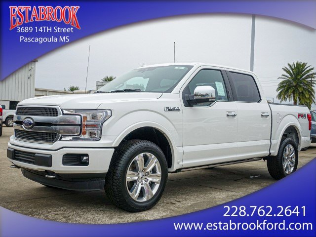 New 2020 Ford F-150 in Pascagoula, MS