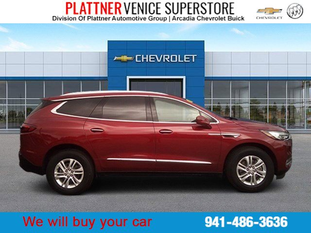 Used 2019 Buick Enclave in Venice, FL