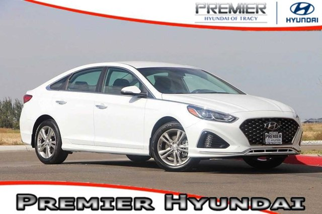 New 2019 Hyundai Sonata in Tracy, CA
