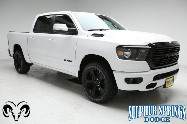 2020 Ram 1500 Lone Star Night edition