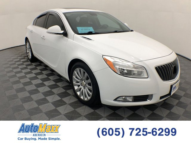 Used 2013 Buick Regal in Lemmon, SD